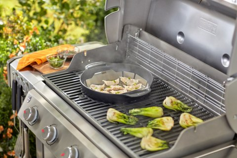 Gourmet BBQ System – Wook