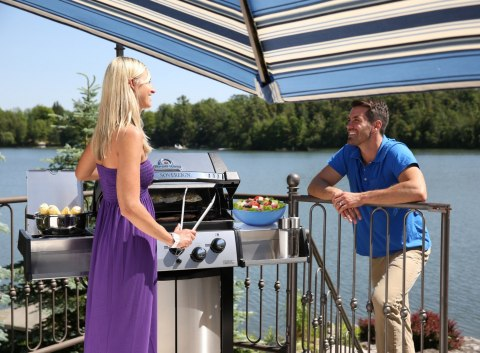 Grill gazowy Sovereign 90 Broil King