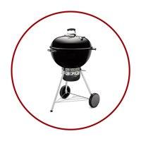grill węglowy weber